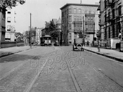 DeKalb Avenue, east toward Clinton Avenue, 1923