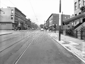 DeKalb Avenue, west to Vanderbilt Avenue, 1949