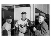 Dodger Locker Room World Series 1956