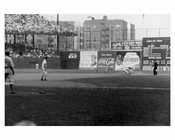 Dodgers vs. Giants at Ebbets Field - Flatbush - Brooklyn NY 1937
