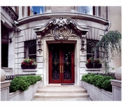 Doorway on Manhattan's Upper East Side