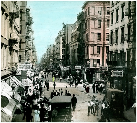 Downtown early 1900s