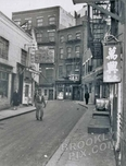 Doyers Street, Chinatown, 1940s
