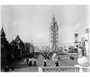 Dreamland Coney Island early 1900s