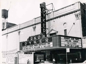 Dyker Theater on 85th Street, 1971