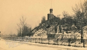 E.W. Bliss's Observatory at Owl's Head, c.1912