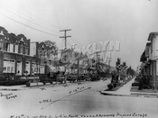 East 12th Street from Avenue L, 1920s