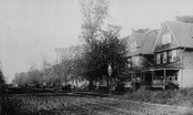 East 17th Street looking north from Avenue K, c.1912