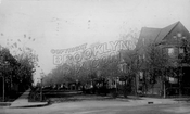 East 18th Street looking north from Avenue J, c.1912