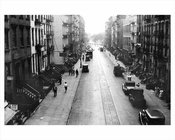 East 8th St. looking West toward 2nd Ave. 1936