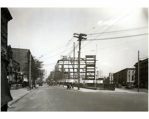 East New York Ave, North of Barrett Street 1929