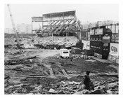 Ebbets Field Demolition - 1960 - Brooklyn NY