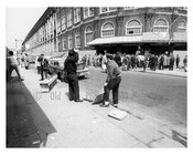 Ebbets Field Demolition - May 1960 - Flatbush - Brooklyn NY