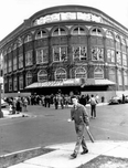 Ebbets Field, soon to be demolished, 1960