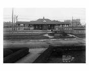Edgemere Station 1910 - Rockaway Queens NY