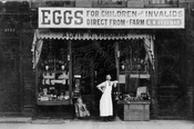 Egg Dealer, 4903 Fifth Avenue, 1914