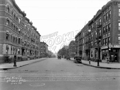 Eighth Avenue northeast from Ninth Street, 1928