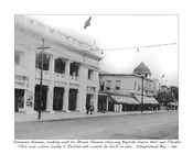 Emmons Ave, looking east to Ocean Ave showing Bayside Dance Hall 1915