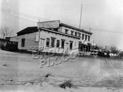 Empire Hotel on Barren Island, c.1920
