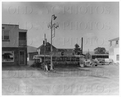 Endwell NY Watson Blvd diner 1948