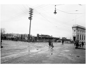 Far Rockaway Station - 20th Street & Mott Ave 1914