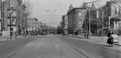 Farragut Road looking east from East 26th Street to Kenilworth Place, 1925