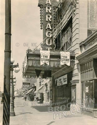Farragut Theater, 1401 Flatbush Avenue, Flatlands, 1920s
