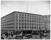 Fifth Avenue Hotel between 23rd & 24th Streets 1890 - Flatiron District - Manhattan