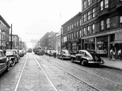 Fifth Avenue, northeast to Union Street, 1948