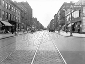 Fifth Avenue, southwest at Baltic Street and Park Place, 1946