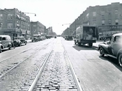 Fifth Avenue southwest to Senator Street, 1944