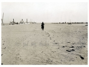 Flatbush Ave Ext 1924 - looking south on line of ext 5 of present bulkhead