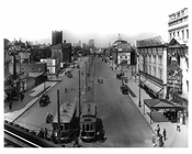 Flatbush Ave Ext. north from Fulton St 1912