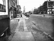 Flatbush Avenue looking south to Avenue I, 1935