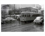 Flatbush & Church Avenue Flatbush 1948 Brooklyn NY