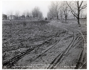 Flatbush relief sewer - looking west on Ave H from East 45th St 1925