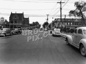 Flatlands Avenue east to Flatbush Avenue, 1940s