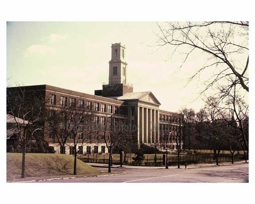 Fort Hamilton High School Bayridge - Brooklyn, NY 1940s