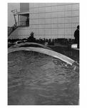 Fountain & Pool at the Worlds Fair 1939 - Flushing - Queens - NYC