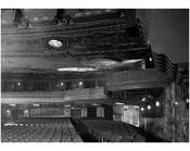 Fox Theater - half of the Mezzanine  - 20 Flatbush Ave & 1 Nevins St.