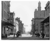Franklin & Varick Streets - Tribeca - Manhattan 1915