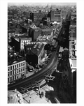 Fulton & Court Street Aerial View