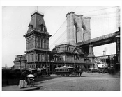 Fulton Ferry 1885 DUMBO