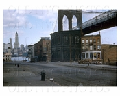 Fulton Ferry DUMBO 1952