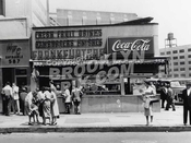 Fulton Street and Flatbush Avenue Extension, 1959