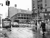 Fulton Street at Albee Square, 1959