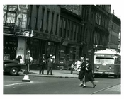 Fulton Street - Fort Greene - Brooklyn NY 1947