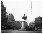 George Washington Statue Union Square 1890