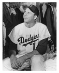 Gill Hodges - Brooklyn Dodger - Ebbets Field - Flatbush - Brooklyn NY