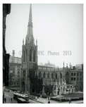 Grace Church on Lexington Avenue  - Midtown -  Manhattan NYC 1914